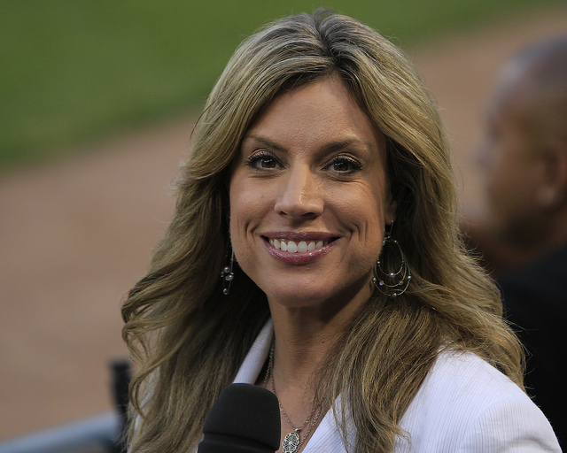 yankees, Yes Network, NFL Network, hot sexy, smile