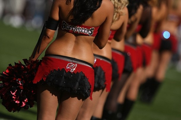 Tampa Bay Cheerleaders