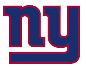 New York Giants Logo - Fitz and Vig
