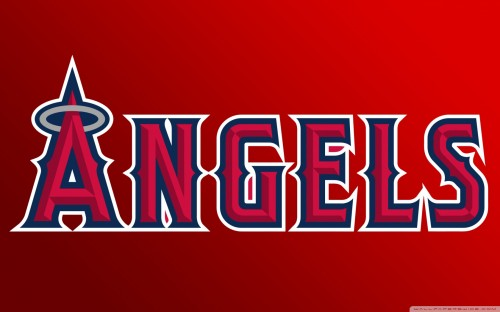 Los Angels Angels of Anaheim Logo