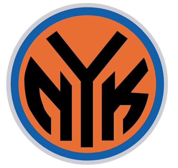 New York Knicks Logo - Fitz and Vig