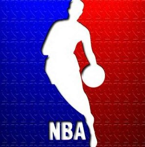 NBA Logo - Fitz and Vig